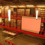 Opere fabbrili biblioteca della Biennale di Venezia