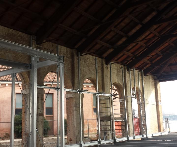 """""""Squero"""" Isola San Giorgio Maggiore"""