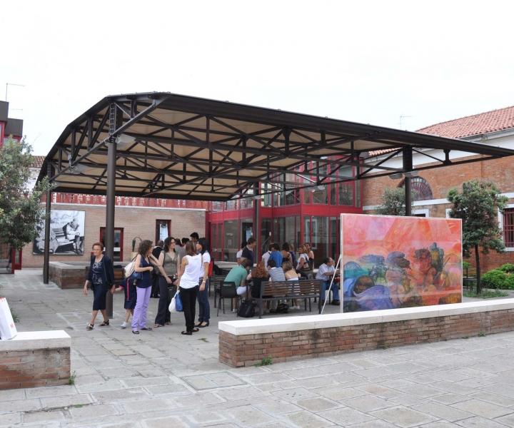 Gazebo Università Ca' Foscari